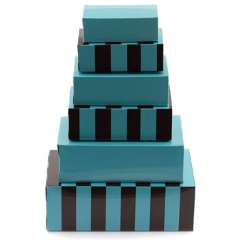 Six Tier Custom Logo Treat Tower Value Assortment - Personalization Available