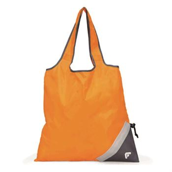 Latitudes Foldaway Shopper Tote - Personalization Available