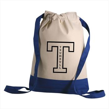 Canvas Sport Backpack - Personalization Available