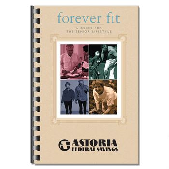 Forever Fit Cookbook - Personalization Available