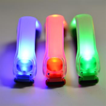 LED Arm Band - Personalization Available