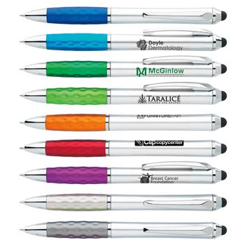 Tev Silver Stylus Pen - Personalization Available