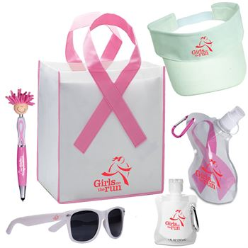 Breast Cancer Awareness Event Pack Bundle - Personalization Available