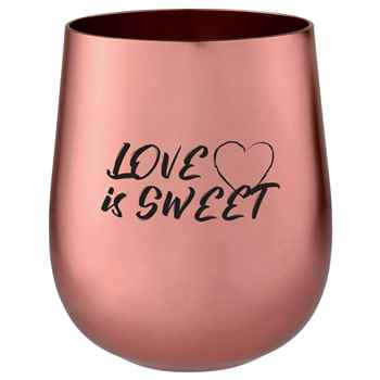 Copper Stemless Tumbler 14-oz. - Personalization Available