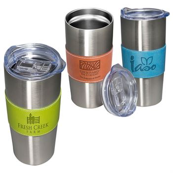 20-0z. Tuscany™ Vacuum Tumbler - Personalization Available