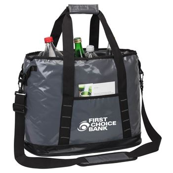 Glacier Water-Resistant Cooler Bag - Personalization Available