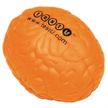 Squeezies® Brain Stress Reliever - Personalization Available