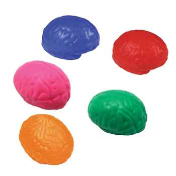 Brain Squeezies Stress Reliever - Personalization Available