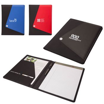 Avalon Letter Size Folio - Personalization Available