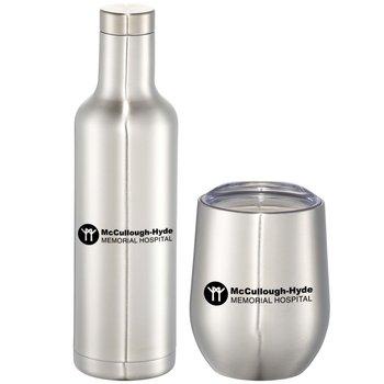 Marlborough Copper Vacuum Gift Set - Personalization Available