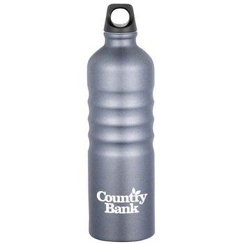 Gemstone Aluminum Sport Bottle 25-oz. - Personalization Available