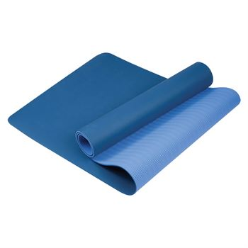 Two-Tone Double Layer Yoga Mat