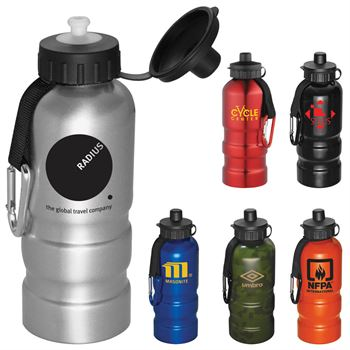Sahara 20-oz. Aluminum Sports Bottle