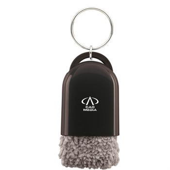 Cool Tech Cleaner With Keyring