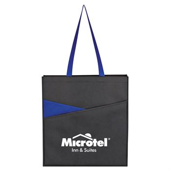 Non-Woven Redirection Tote Bag - Personalization Available