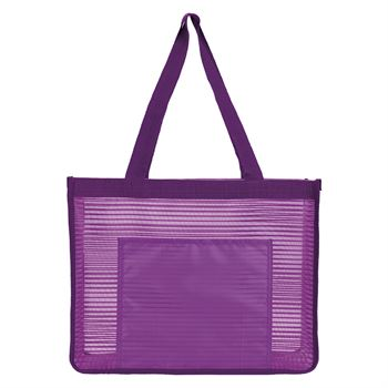 Landscape Mesh Tote - Personalization Available