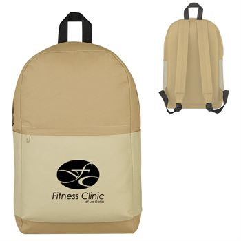 Subtle Tones Backpack - Personalization Available