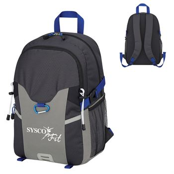 Odyssey Backpack - Personalization Available