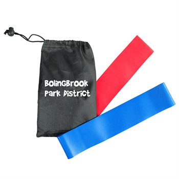 Stretch It Fitness Resistance Bands - Personalization Available