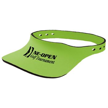 Neoprene Visor - Personalization Available