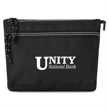 Duo Insulated Pouch - Personalization Available