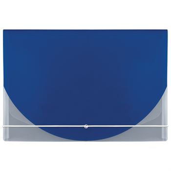 Color Flap Translucent Document Holder - Personalization Available