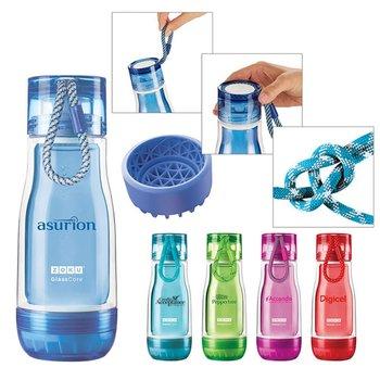 ZOKU® Glass Core Bottle 12-oz. - Personalization Available