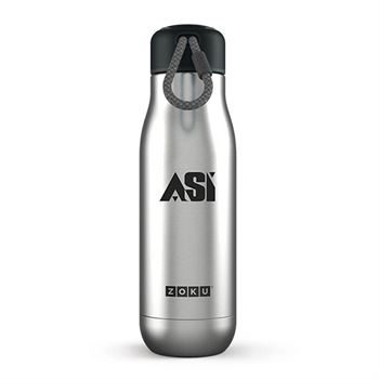 ZOKU® Stainless Steel Vacuum Insulated Bottle 18-oz. - Personalization Available