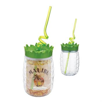 Pineapple Tumbler 16-oz. - Personalization Available
