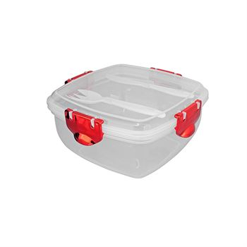 Metallic Clip Top Container - Personalization Available