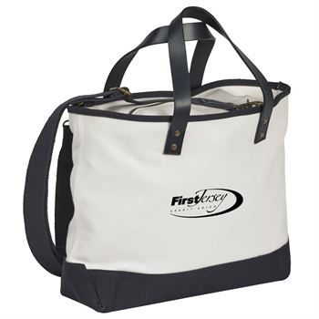 The Greenwich Tote Bag - Personalization Available
