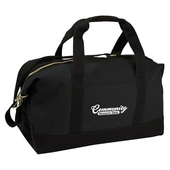 The Fairfield Duffel Bag - Personalization Available