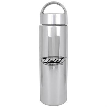 Arch Metallic Bottle 24-oz. - Personalization Available