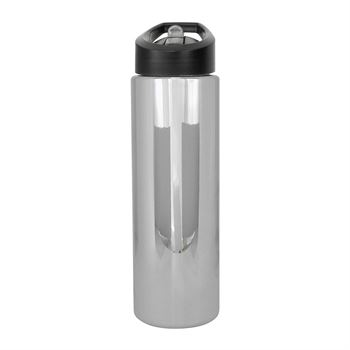Pop Up 24-oz. Metallic Bottle - Personalization Available