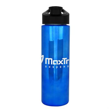 Easy Pour 24-oz. Metallic Bottle - Personalization Available