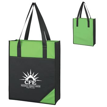 Jumbo Colored Tote Bag