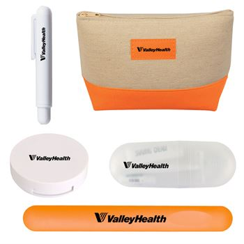Allure Cosmetic Vanity Bag Kit