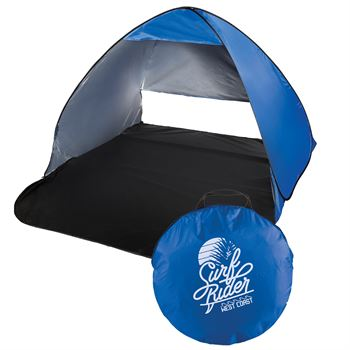 Pop Up Beach Tent - Personalization Available