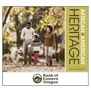 African-American Heritage: Family - Appointment Calendar - Stapled - Personalization Available