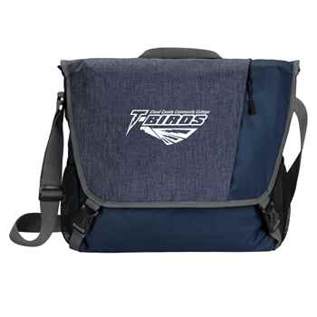 Tuck Messenger Bag - Personalization Available