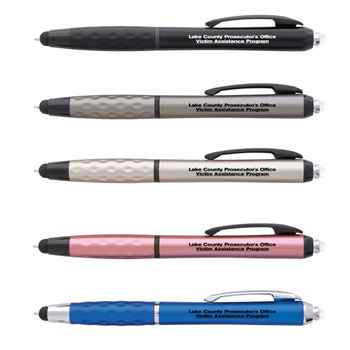 Tev Stylus LED Pen - Personalization Available