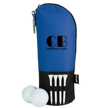 KOOZIE® Mantra Golf Kit - Wilson® Ultra 500 - Personalization Available