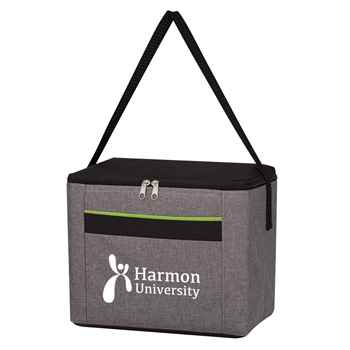Heathered Kooler Bag - Personalization Available