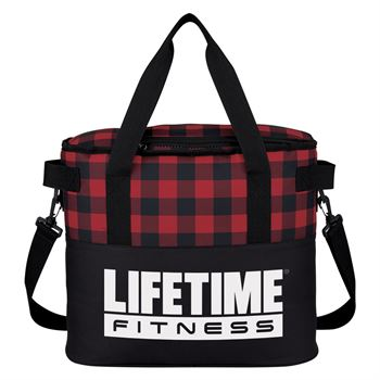 Northwoods Cooler Bag - Personalization Available