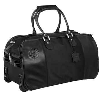 Metro Duffel On Wheels - Personalization Available