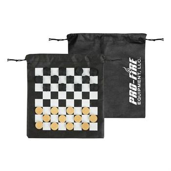 Fun On-The-Go Games - Checkers - Personalization Available
