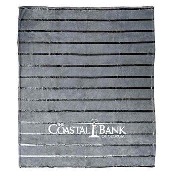Brighton Stripe Blanket™ - Personalization Available