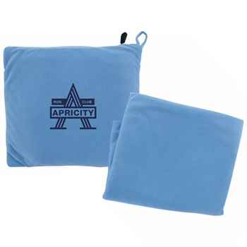 Lightweight Travel Blanket - Personalization Available
