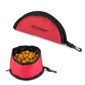 Food-To-Go Travel Pet Bowl - Personalization Available