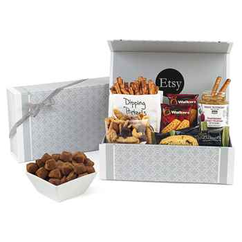 Moroccan Mosaic Gourmet Snack Box